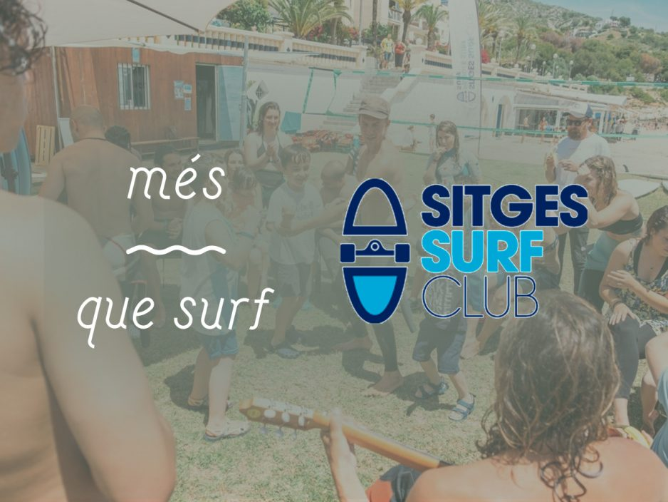 Un año más Sitges Surf Club colabora con nosotros